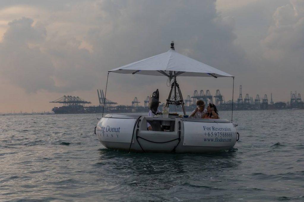 Floating Donut Singapore